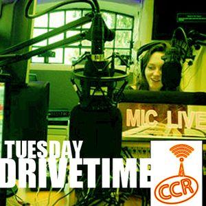 Emily Graves - 25/03/14 - Drivetime - @CCRDrivetime - Chelmsford Community Radio