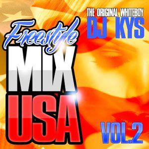 Freestyle Mix U.S.A. Vol. 2