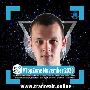 Alex NEGNIY - Trance Air - #TOPZone of NOVEMBER 2020 [English vers.]
