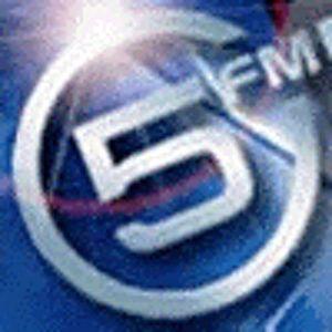 5FM (Sasha Martinengo) & Good Hope FM (DJ SugaFunk) - Cape Town - Fri.  5 March 1999