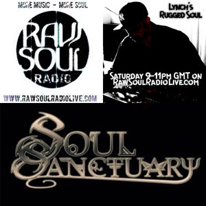 Rugged Soul from Lynch on RawSoulRadio 8-7-17