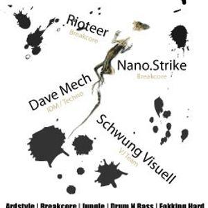 Nano.Strike @ De Brandstapel (04-04-2008)