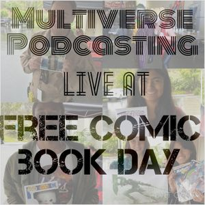 Interview Central: Live From Free Comic Book Day
