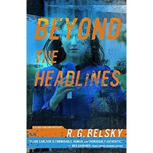 R. G. Belsky stops in at the Corner!