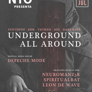 Underground All Around