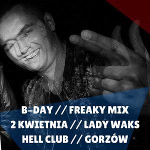 Copecky - Promo B-DAY freaky mix //