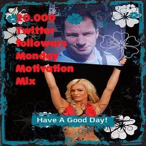 20k Twitterfollowers #EDM #Mondaymotivation Thanks by #Cologneandy #Frechen #edmfamily #motivation