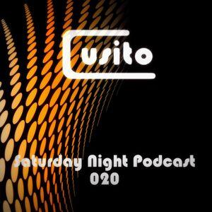 Cusito - Saturday Night Podcast 020 (19-05-2012)