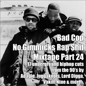NO GIMMICKS RAP SHIT PART 24