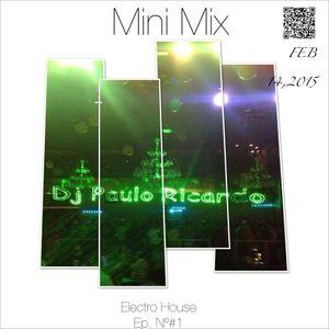 Mini Mix Electro House Ep#1 Dj Paulo Ricardo