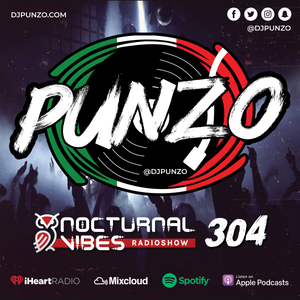 Nocturnal Vibes Radio Show #304