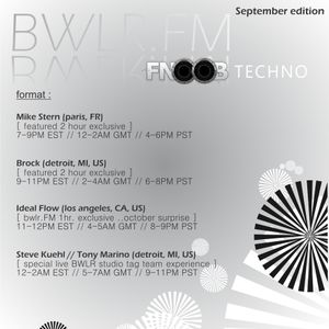 Mike Stern - bwlr.FM ) FNOOB ) synchronous sessions ) September Edition 2011.09.08