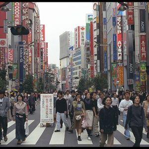 Orange Dot Show - Nick Faber Tokyo Electro Freeze mix