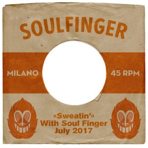 «Sweatin'» With Soul Finger