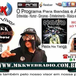 Programa MkkStudio Show 12/08/2015 - Prodigio