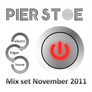 Electro house mix set November 2011