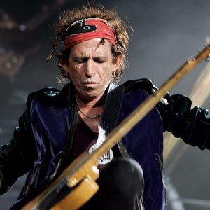 It´s Only Rolling Stones #4, Especial Keith Richards