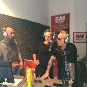 SMradio - Shake it intervista cube guys