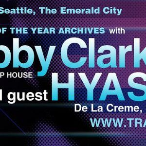 "HYASYNTH ""Emerald City Brunch"" Live Mix 12/16/2012"