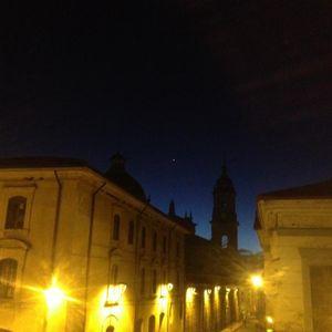 Night Falling Bogotá