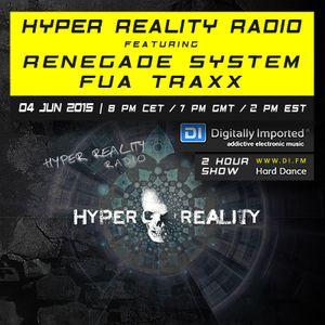 HRR Radio - Episode 012 feat. Renegade System & FUA TraxX
