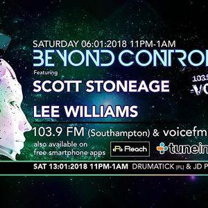 Scott Stoneage - Beyond Control - January 2018