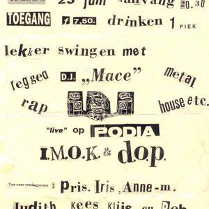 Kool DJ Mace - April 2015 mix