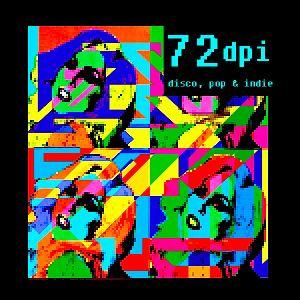 72dpi series #1 - The inde mixtape.