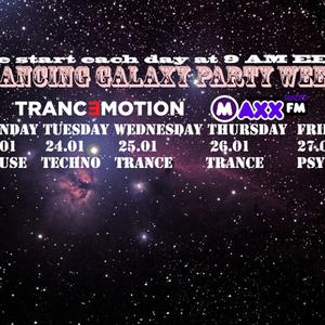 Dancing Galaxy Party Week 26.01.2017
