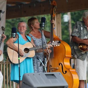 Bluegrass Show # 15 with Terry Ferdinand and me