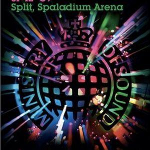 Luka Jakir @ Spaladium arena Split 31.12.2009.