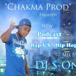 dj $-one  podcast hip hop ,rap us ( chakma prod )