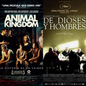 La Cartellera - Animal Kingdom + De Dioses y Hombres (3.2.11)