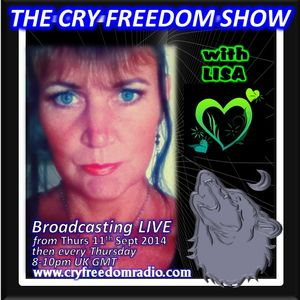 CRYFREEDOMRADIO.COM INTERVIEW WITH SHONAGH HOME Part 1