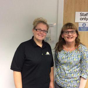 Breakfast with Liz Johnson 16 Oct 2017 (guest Pam Pennington)
