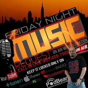 """Friday Night Music Request """"Country Music"""" 6/3/16"""