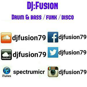 DJ:Fusion Mix on Spectrum (21 December 2008)