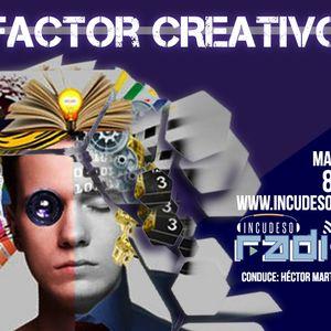 Factor Creativo con LZR