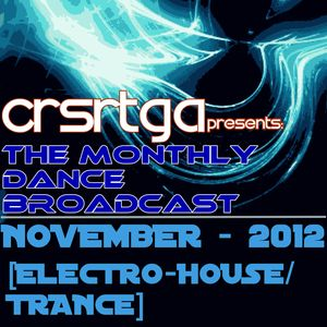The Monthly Dance Broadcast - November/2012