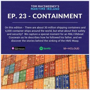 Tom MacSweeney's Maritime Ireland - 11th October 2021