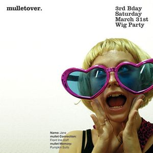 mulletover podcast #1 featuring My My live