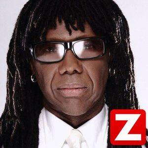 "#LondonGP with @radio_matthew - Nile Rodgers the ""Politest Man in Disco"" -- @z1radio"