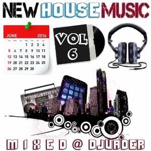 New House Trackz - June 2k16 - Vol 6 (Mixed @ DJvADER)