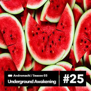 Underground Awakening#3.25  16.6.2015