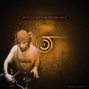 Recin - jungletrain.net promo mix - May 2011