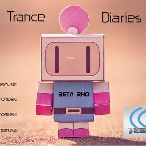 Beta Rho Trance Diaries Episode 006 @Tempo Radio
