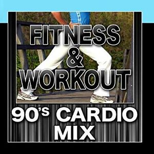 90's Cardio -FITNESS & Workout Music Mix - 130 BPM by BPM