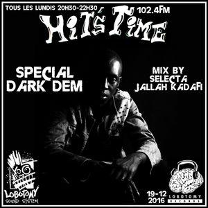 "Lobotomy Sound System & Selecta Jallah Kadafi "" Special Darkdem Imperator "" 19/12/2016 (hip-hop fr)"