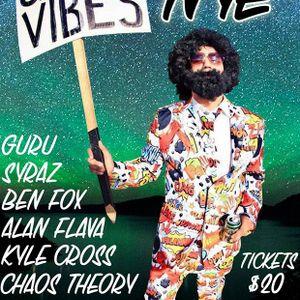 Kyle Cross - Live Good Vibes NYE 2017 - Fernie BC