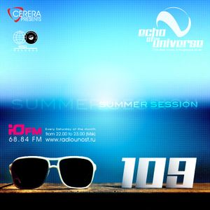 "CERERA pres. Echo of The Universe 109 ""SUMMER SESSION"""
